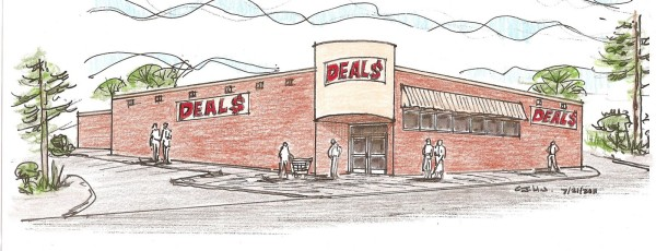 CenterMark Development to Rehab Glenville Market Building for DEAL$