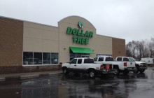 Dollar Tree (First Free-Standing Store in Akron)