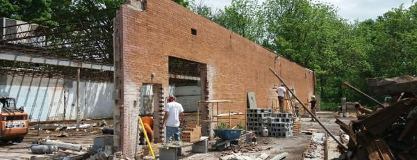 Long-Vacant Building Preserved | Rehabilitated For New Use